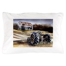 Old Tractor Pillow Case