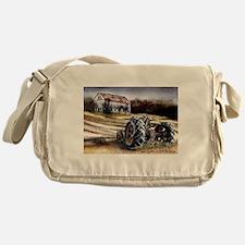 Old Tractor Messenger Bag