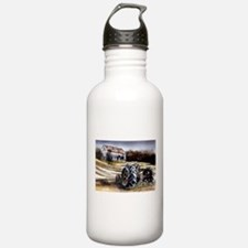 Old Tractor Water Bottle