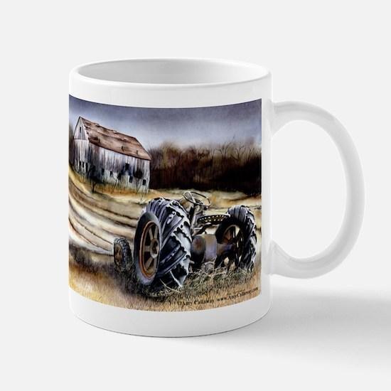 Old Tractor Mug