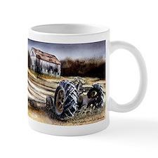 Old Tractor Small Mug