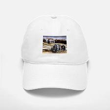 Old Tractor Baseball Baseball Cap