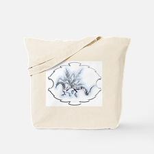 Winter Spirits Dragon Tote Bag