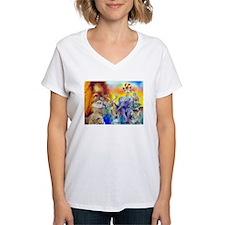 Animal Collage Shirt