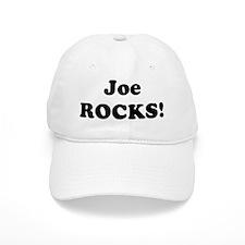 Joe Rocks! Baseball Cap