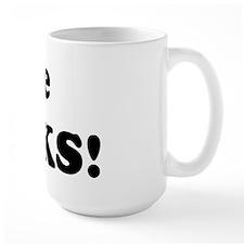 Joe Rocks! Coffee Mug