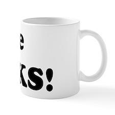 Joe Rocks! Mug