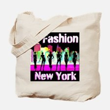 NYC FASHION Tote Bag