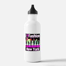 NYC FASHION Water Bottle