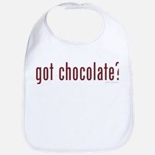 Got Chocolate? Bib