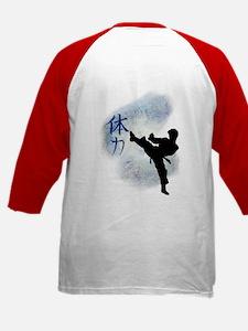 Phillips School of Taekwondo Kids Baseball Jersey