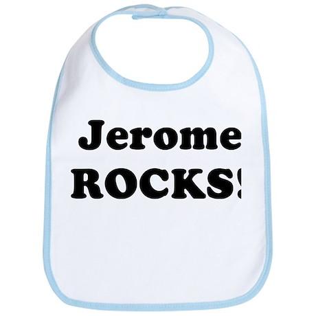 Jerome Rocks! Bib
