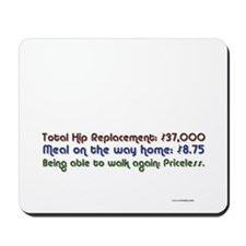 HipReplace Mousepad