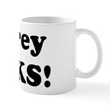 Jeffrey Rocks! Mug