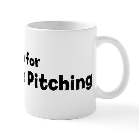 I Live for Horseshoe Pitching Mug