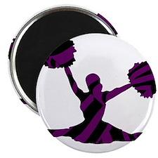 CHEERLEADER-3zebra2 Magnets