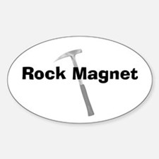 Rock Magnet Decal