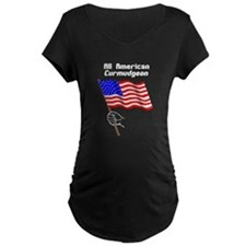 All American Curmudgeon Maternity T-Shirt