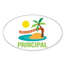 Retired Principal Decal