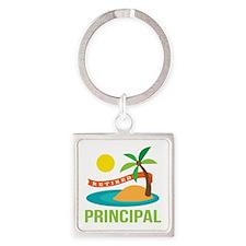 Retired Principal Keychains