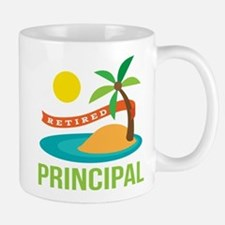 Retired Principal Mugs