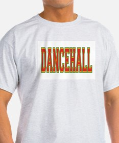 Dancehall Ash Grey T-Shirt