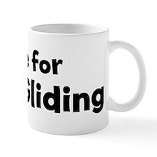 I Live for Hang Gliding Mug