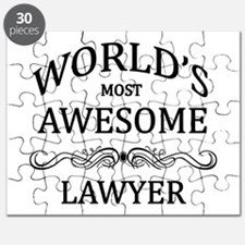 World's Most Awesome Lawyer Puzzle