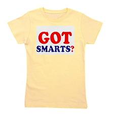 GOT SMARTS Girl's Tee
