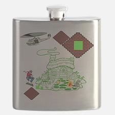 blockcraft Flask