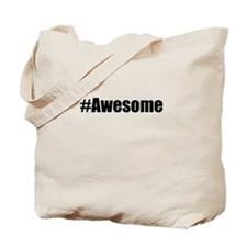 #Awesome Tote Bag