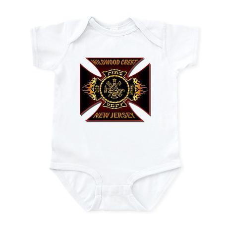 Wildwood Crest Fire Infant Bodysuit