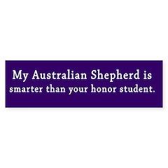 Aussie Bumper Bumper Sticker