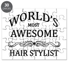 World's Most Awesome Hair Stylist Puzzle