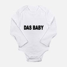 DAS BABY- the baby German 2 Body Suit