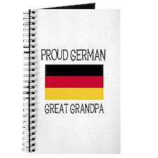German Great Grandpa Journal