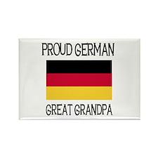 German Great Grandpa Rectangle Magnet