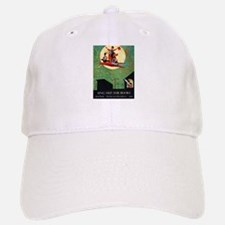 1965 Childrens Book Week Baseball Baseball Baseball Cap