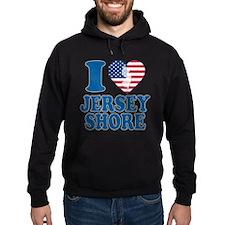 I love jersey shore Hoodie