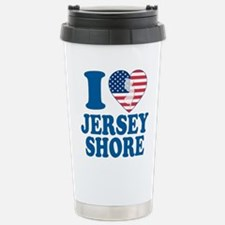 I love jersey shore Travel Mug