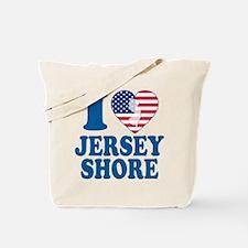 I love jersey shore Tote Bag