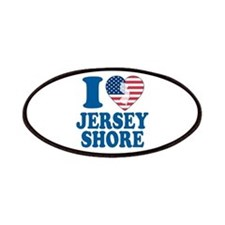 I love jersey shore Patches