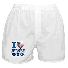 I love jersey shore Boxer Shorts