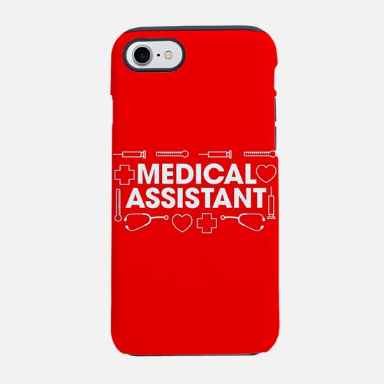 Medical Assistant iPhone 7 Tough Case