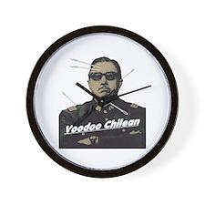 Voodoo Chilean Wall Clock