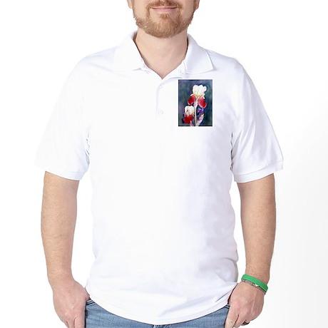 Iris Profiles Golf Shirt