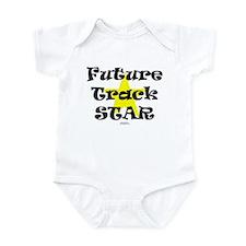 Future Track STAR Infant Bodysuit