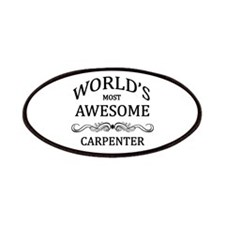 World's Most Awesome Carpenter Patches
