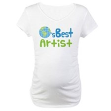 Earths Best Artist Shirt