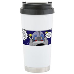 GPS in Space Travel Mug